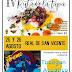 Fin de semana repleto de actividades en El Real de San Vicente