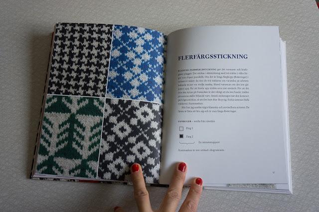 Sticka mönster av Ann-Mari Nilsson