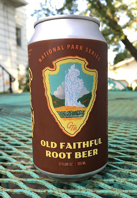 "Grand Teton Brewing ""Old Faithful"" Root Beer"