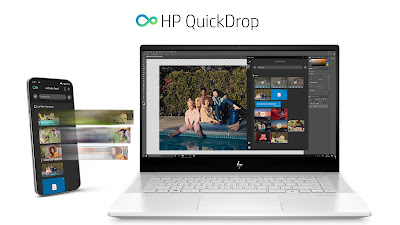 HP QuickDrop App for Android Download