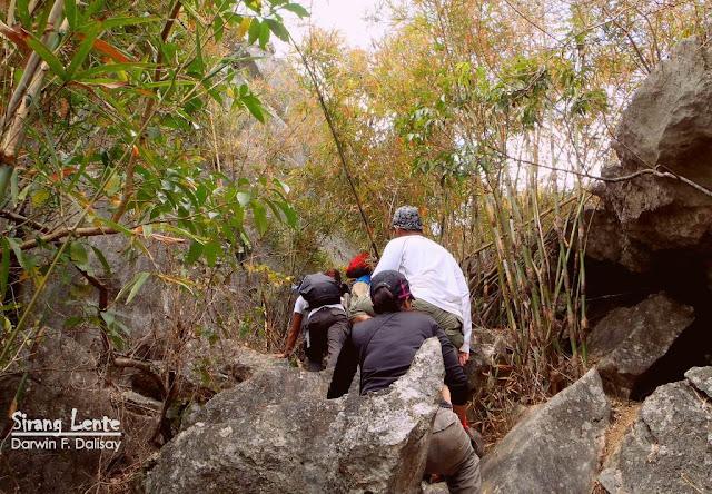 Trail Mt. Binacayan