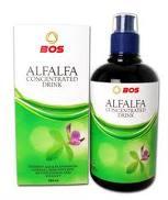 Alfalfa Klorofil cair BOS untuk Demam Berdarah