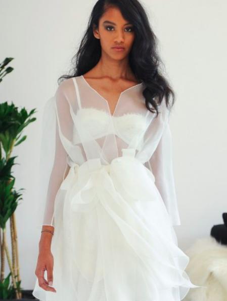 Unique Wedding Gowns by Houghton Bridal | ZsaZsa Bellagio – Like No ...