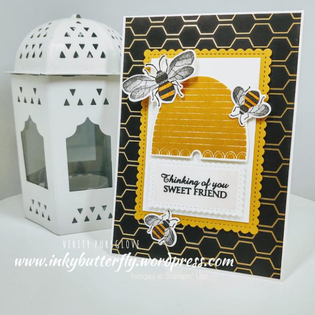Honey Bee Stanpin Up