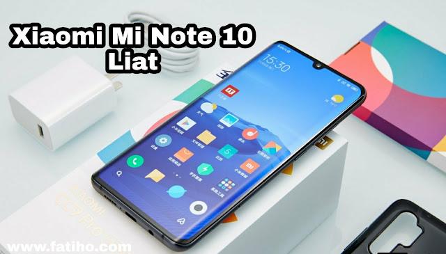 سعر و مواصفات Xiaomi Mi Note 10 Liat  - مميزات و عيوب شاومي مي نوت 10 لايت
