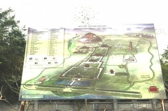 Bộ TN-MT nói gì về việc giao hàng ngàn ha đất để xây chùa Bái Đính, Tam Chúc?