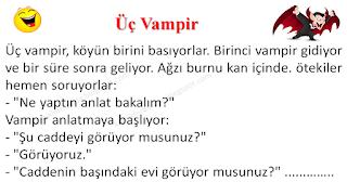 Üç Vampir