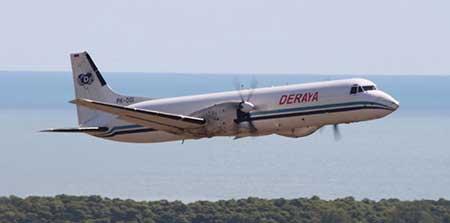 Cara Menghubungi Deraya Air Maskapai Penerbangan