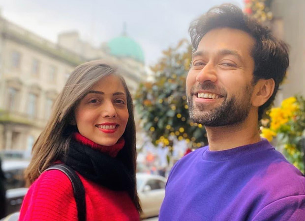 Nakuul Mehta And Jankee Blessed With A Baby Boy