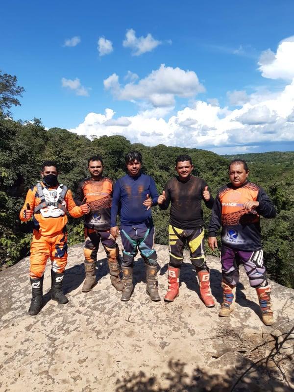 """MOTOS- Amante do motocross, Ronaldo Aderbal descreve paixão por trilhas: """"é um prazer que completa""""."""