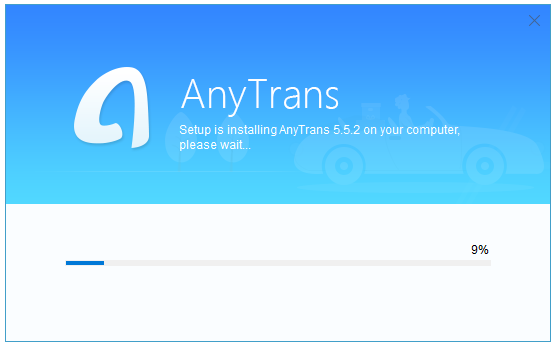 برنامج AnyTrans