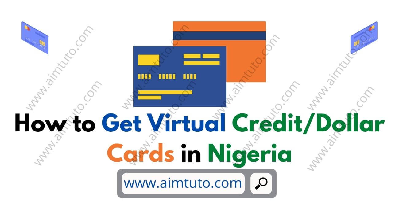 how to get free virtual credit dollar cards in nigeria