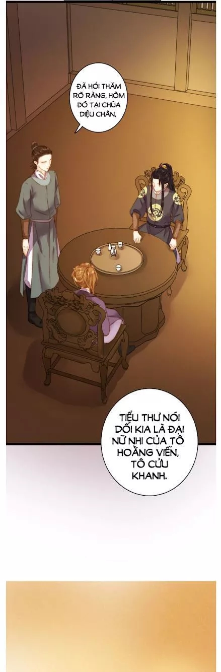 Nàng Phi Cửu Khanh - Thần Y Kiều Nữ chap 9 - Trang 19