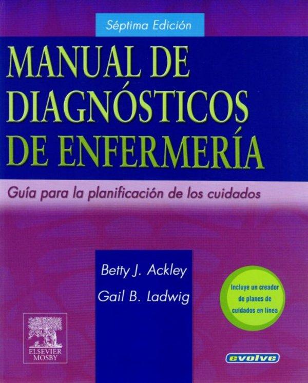 Manual De Diagnosticos Enfermeria 7ma Betty  U0026 Gail