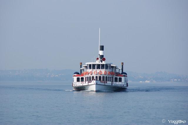 Navigazione sul Lago di Garda e Traghetto