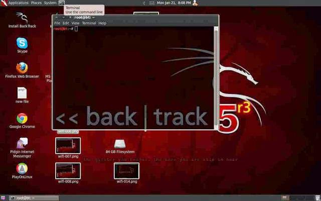 hack wifi với backtrack 5 r3 miễn phí