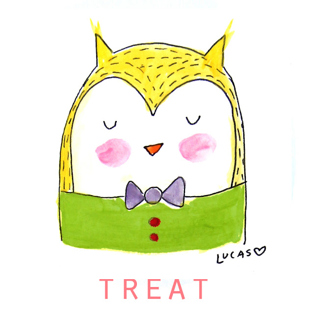 Treat the Owl | Linzer Lane Blog