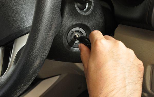 Cara Menyalakan Mobil Yang Benar
