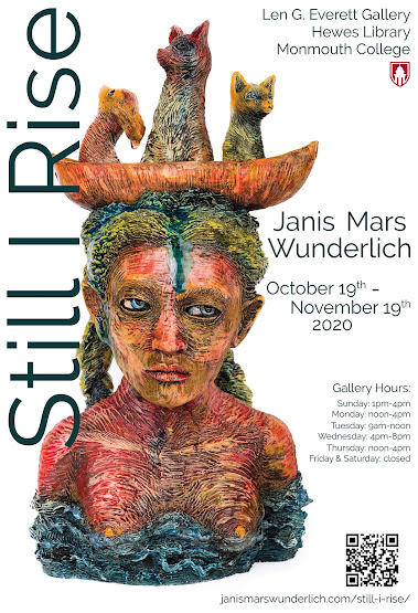 Wunderlich exhibition: Still I rise