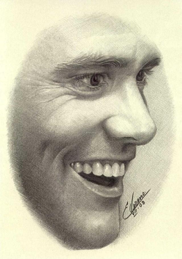 Рисунки карандашом. Elia Verano 4