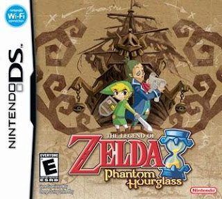 The Legend of Zelda: Phantom Hourglass, NDS, Español, Mega, Mediafire