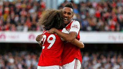 Highlight Arsenal 2-2 Tottenham Hotspur, 1 September 2019