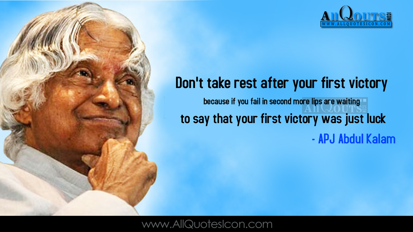 Best Abdul Kalam Quotes In English HD Wallpapers Best Life