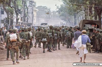Bộ ảnh màu Trận Mậu Thân Huế năm 1968