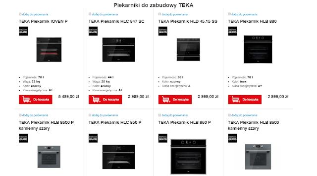 armatura kuchenna TEKA