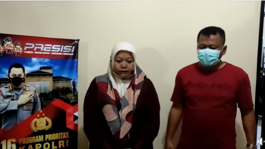 Unggah Konten Lecehkan Ulama, Wanita di Boyolali Akhirnya Mewek Minta Maaf
