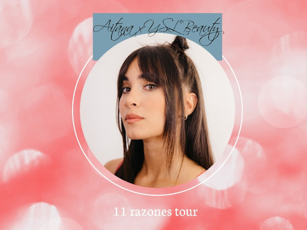 """El maquillaje de Aitana para su gira """"11 razones"""""""