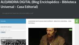 Alejandría Digital: permite descargar gratis los mejores libros de dominio público en PDF
