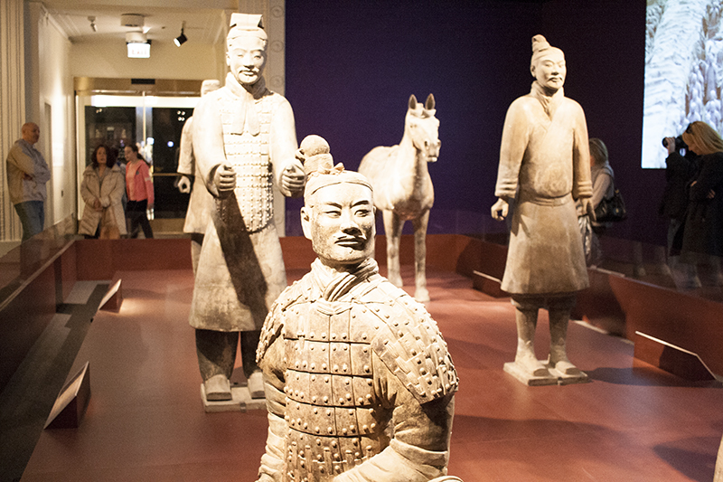 Terracotta Soldiers, Field Museum