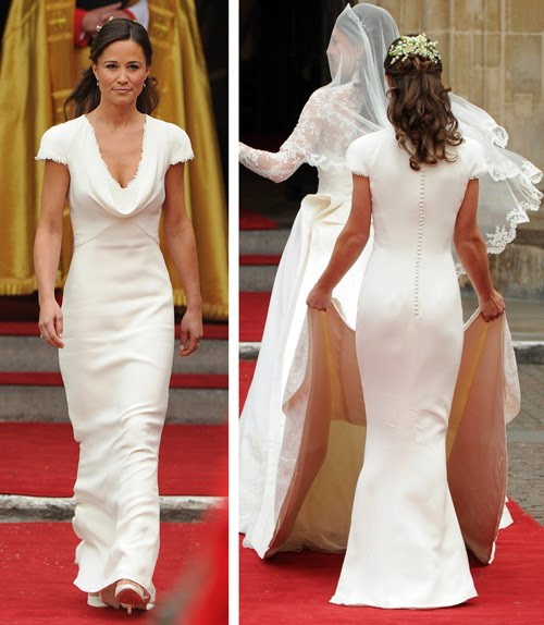 Kate Middleton Gown Wedding: Style Online: Royal Wedding Fashion: The Good, The Bad And