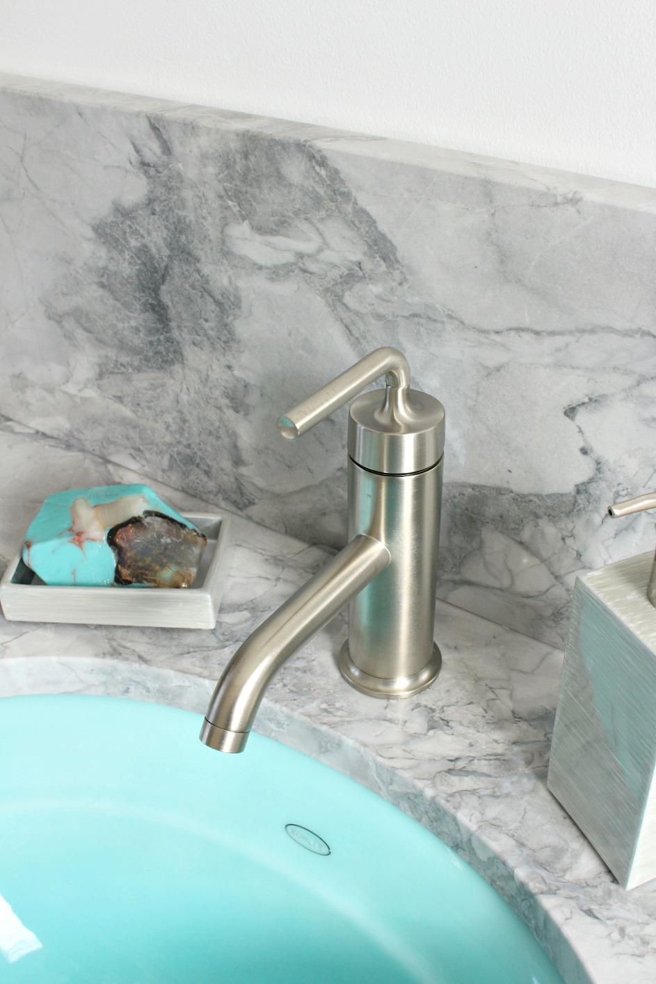 Kohler Purist Faucet Vibrant Brushed Nickel