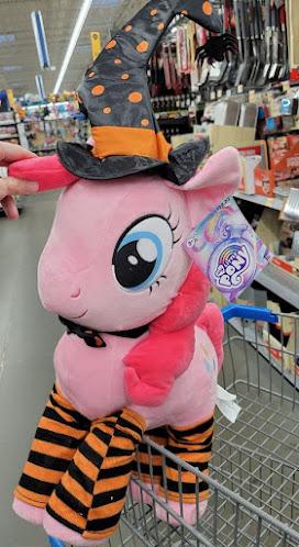 """Pinkie Pie Halloween Greeter"""" Plushie"""
