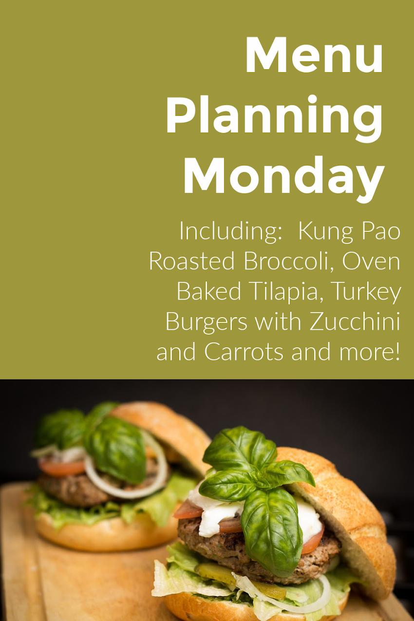 Meal Plan Monday:  May 31