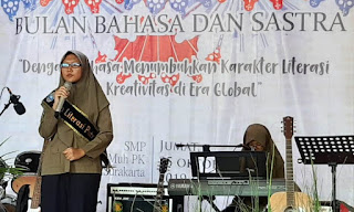 Tingkatkan Literasi Digital dalam Peringatan Bulan Bahasa