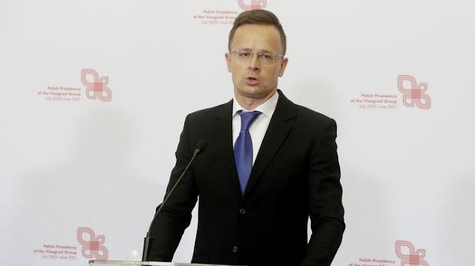 Szijjártó Péter szerint politikai támadás zajlik a cseh kormányfővel szemben