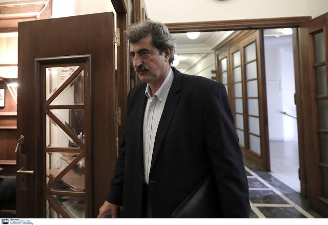 """Παύλος Πολάκης: Όσο ήμουν υπουργός, """"σας είχα""""...!"""