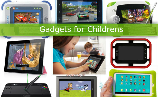 Brighten Your Child's Day with Gadgets, This Children's Day