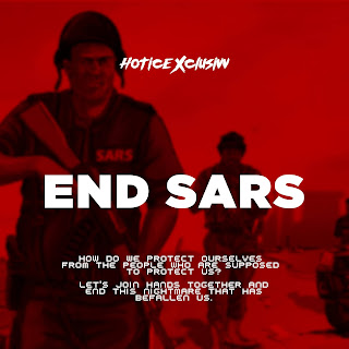 MUSIC+VIDEO: Hotice Xclusivv - End SARS Freestyle