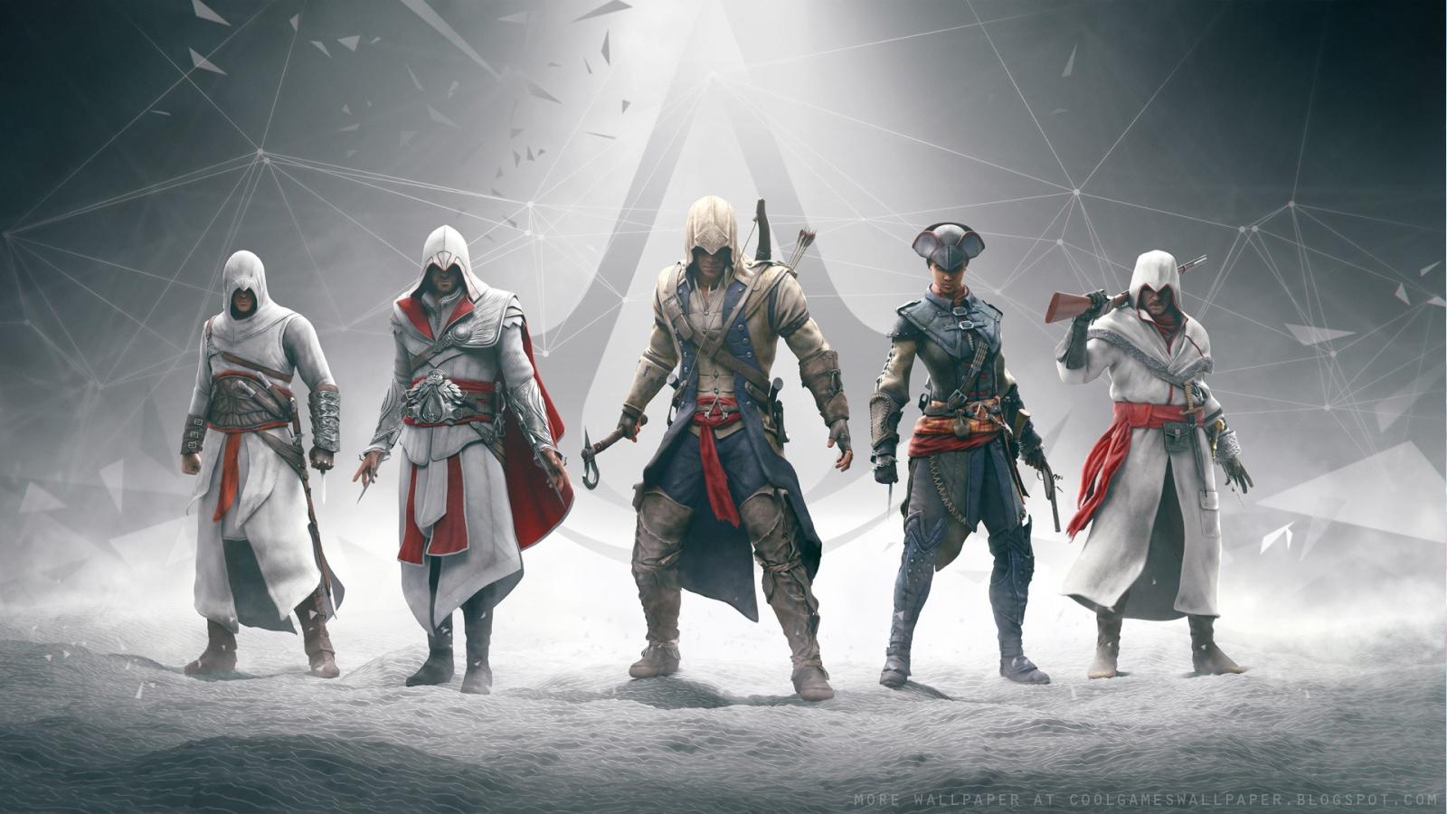 Assassin S Creed 3 Wallpaper 1 Cool Games Wallpaper