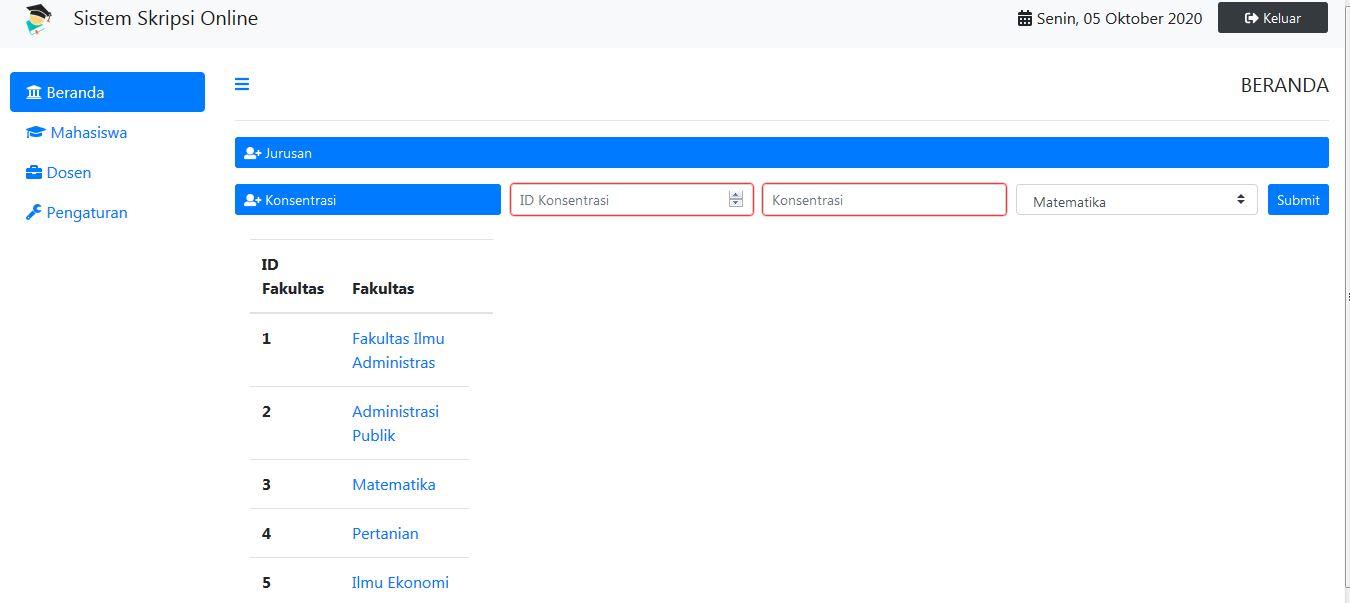Sourcecode Aplikasi Bimbingan Skripsi Berbasis Codeiginiter Nizare Life 95