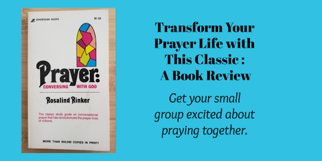Transform Your Prayer Life with This Classic : A Book Review of Prayer: Conversing with God