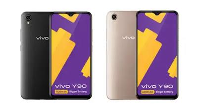 Vivo Y90 Specs by Techji.in