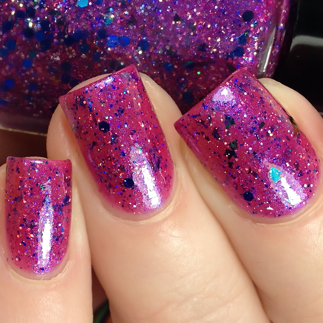 Sassy Pants Polish-Hear Me Roar