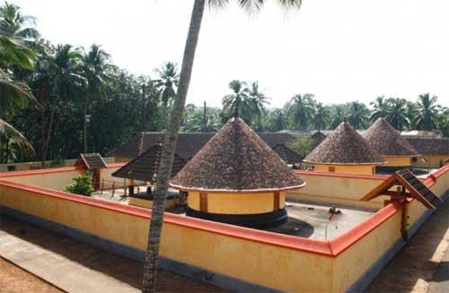Ottasekharamangalam Mahadeva Temple Festival