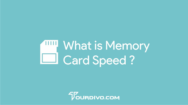 memory card speed