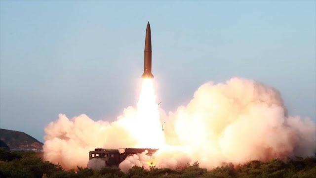 """Corea del Norte dispara otros dos """"proyectiles no identificados"""""""